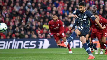 «Ливерпуль» и «Манчестер Сити» обошлись без забитых мячей