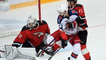 ЦСКА сломил «Авангард» в концовке. Победная серия москвичей выросла до девяти матчей