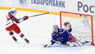 ЦСКА победой над СКА упрочил лидерство на Западе