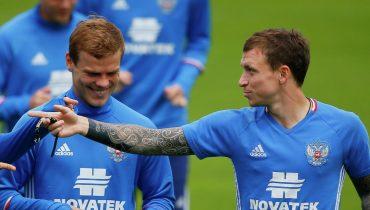 РФС: «Кокорин и Мамаев сейчас не относятся к сборной России»