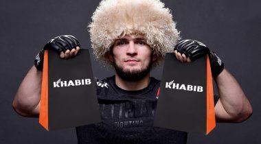 Акция БК «Фонбет»: предложи бренд для Хабиба Нурмагомедова и получи перчатки или фрибет 1000 ₽