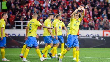 «Ростов» справился со «Спартаком» и продлил беспроигрышную серию в РПЛ до шести матчей