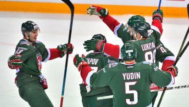 «Ак Барс» в Казани выиграл очередное «зелёное» дерби