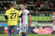 Влашич: «Мечтаю о карьере в испанском чемпионате»