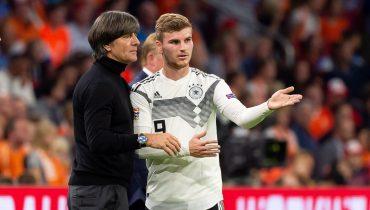 Лёв остаётся в сборной Германии как минимум до следующей весны