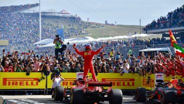 Райкконен победил на Гран-при США и отсрочил чемпионство Хэмилтона