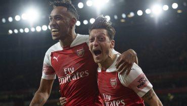 «Арсенал» выиграл седьмой матч подряд в АПЛ