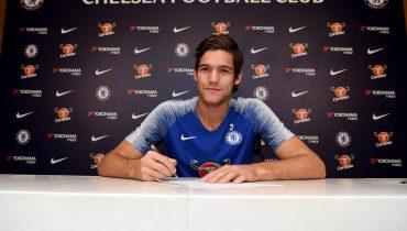 Алонсо подписал новое соглашение с «Челси»