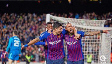 «Барселона» растоптала «Реал» в Эль Класико, Суареса прорвало