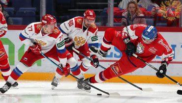 Сборная России выиграла Кубок Карьяла, несмотря на проигрыш чехам