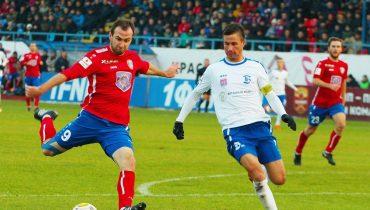 «Тамбов» сохранил лидерство в ФНЛ после победы над «Балтикой»