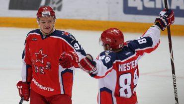 ЦСКА обыграл «Слован». Это 22-я победа «армейцев» в 23 матчах