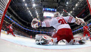ЦСКА уничтожил «Йокерит» в Москве и вернул себе лидерство на Западе