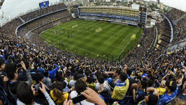 Тренировка «Бока Хуниорс» перед финалом Кубка Либертадорес собрала 49 000 зрителей. РПЛ нервно курит