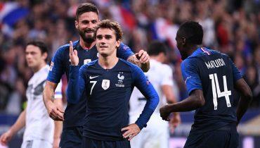 БК «Бетсити»: Лигу А в Лиге наций выиграет сборная Франции