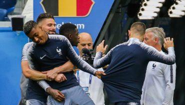 Футболисты сборной Франции озвучили злодеев в мультфильме о Человеке-пауке