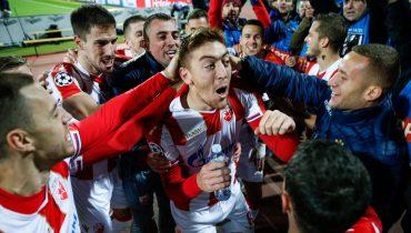 «Црвена Звезда» в Белграде сенсационно наказала «Ливерпуль»