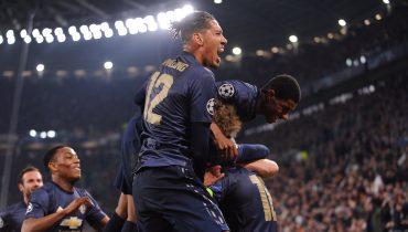 «Манчестер Юнайтед» наказал «Ювентус» в Турине. Моуринью вновь потроллил фанатов «старой синьоры»
