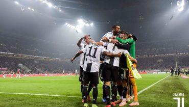 «Юве» разделался с «Миланом» и продлил беспроигрышную серию в чемпионате Италии