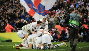 Англичане сломили хорватов и прошли в плей-офф Лиги наций