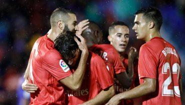 «Реал» в первом матче без Лопетеги разобрался с «Мелильей»