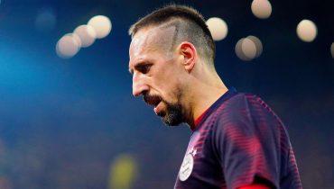 Рибери принёс журналисту извинения за пощечину после игры с «Боруссией»