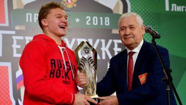 БК «Лига Ставок» выдала награды «Герои хоккея», лучший снайпер — Кирилл Капризов