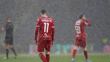 «Локомотив» проиграл в четвёртый раз подряд. Москвичи потеряли все шансы на выход в плей-офф Лиги чемпионов
