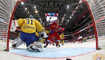 Сборная России отыгралась с 0:2 в стартовой игре Кубка Первого канала