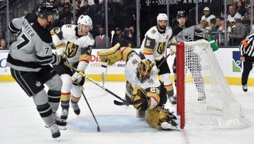 «Лос-Анджелес» в овертайме добыл третью подряд победу в НХЛ
