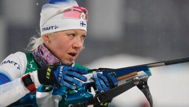 БК «Бетсити»: лучшей биатлонисткой в текущем сезоне станет Кайса Макарайнен