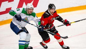 «Авангард» продлил неудачную серию «Салавата Юлаева». Уфимцы проигрывают уже четыре матча подряд
