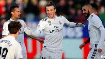 «Реал» выстрадал победу над «Уэской»