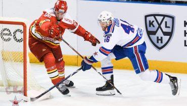 СКА разобрался с «Куньлунем» на выезде. Петербуржцы прервали серию из двух поражений