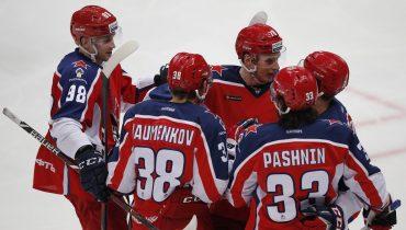 ЦСКА раскатал «Салават Юлаев» и выиграл 18-й матч подряд в КХЛ