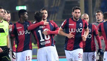 «Болонья» растоптала «Кротоне» и вышла на «Ювентус» в 1/4 финала Кубка Италии