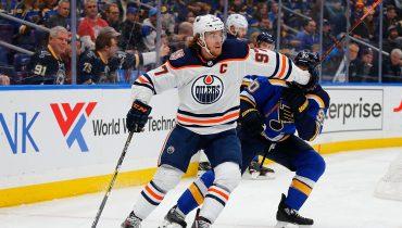 «Сент-Луис» уступил по буллитам «Эдмонтону». «Джазмены» проиграли четыре из пяти последних матчей в НХЛ