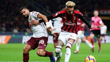 «Милан» и «Торино» чудом разошлись по нулям