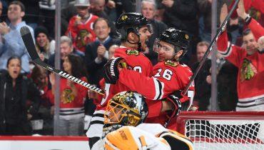 «Чикаго» победой над «Питтсбургом» прервал серию неудач в НХЛ