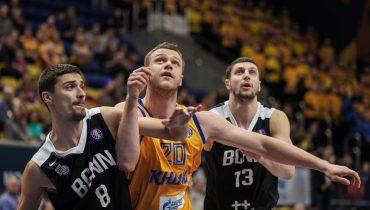 «Химки» в Нижнем Новгороде прервали серию побед в Единой лиге ВТБ