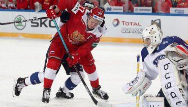 Сборная России завоевала Кубок Первого канала, обыграв финнов на переполненном футбольном стадионе