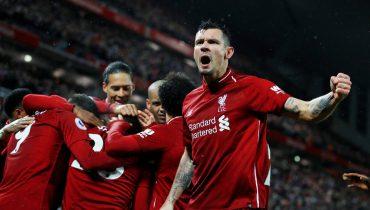«Ливерпуль» замучил «Ман Юнайтед» на «Энфилде» и сохранил лидерство в АПЛ