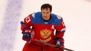 Дацюк и Бурдасов покинули сборную России. Хоккеисты пропустят Кубок Первого канала