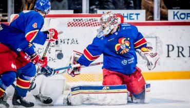 Московское «Динамо» добыло в Хельсинки пятую подряд победу в КХЛ