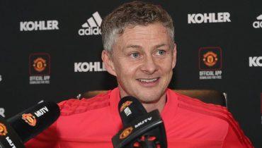 """Сульшер: «Атакующий футбол и победы — вот идентичность """"Манчестер Юнайтед""""»"""