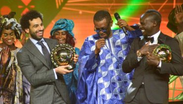 Салах второй год подряд доминирует в Африке