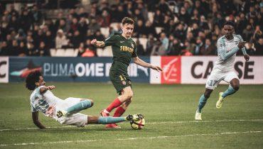 «Монако» увёз ничью из Марселя, Головин отыграл 72 минуты