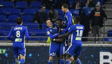 «Страсбург» отсиделся в обороне и выбил «Лион» из Кубка лиги