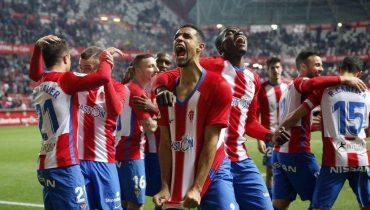 «Валенсия» не справилась с клубом из Сегунды в первой игре 1/8 финала Кубка Испании
