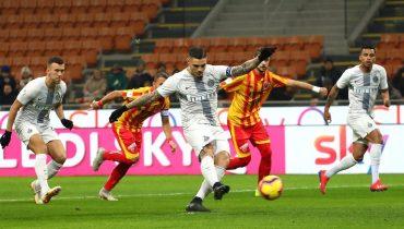 «Интер» вышел на «Лацио» в Кубке Италии